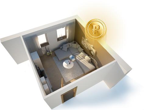 Кредит под залог комнаты в коммунальной квартире банки кредиты кредитная карта